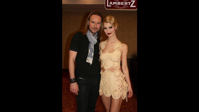 2014 Lambertz Monday Night mit dem Artistikteam von I.C.O.N.